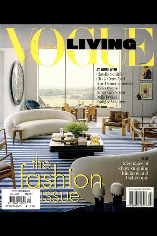 Vogue Living (Eng/UK) aikakauslehti