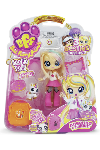 Best Furry Friends Bestie Pack bestie ja lemmikki 2kpl