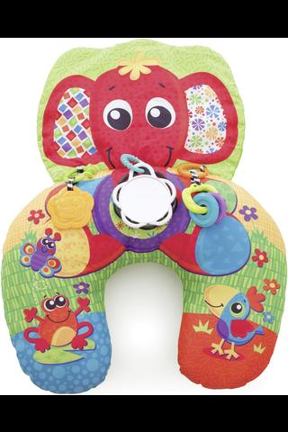 Playgro vauvan vatsatyynylelu