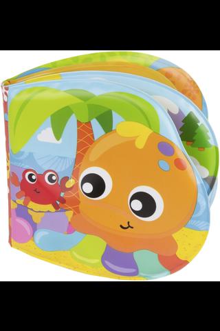 Playgro vauvan kylpykirja