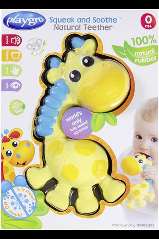 Playgro vauvan purulelu kirahvi