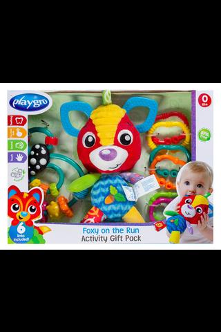 Playgro vauvan aktivointilelu kettu lahjapakkaus