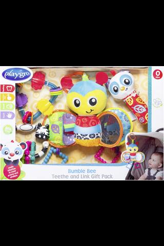 Playgro vauvan leikkisetti mehiläinen