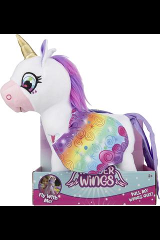 Wonder Wings Unicorn pehmo