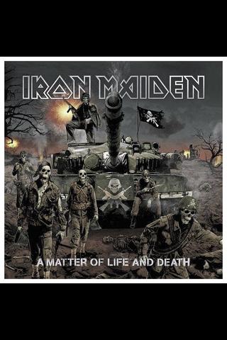 Iron Maiden:a Matter Of A