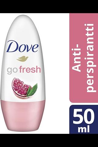 Dove 50ml Pomegranate roll on