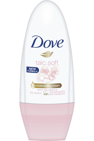 Dove Roll-on Talc Soft 50ml
