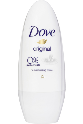 Dove 50 ML ORIGINAL ALU FREE DEO ROLL-ON