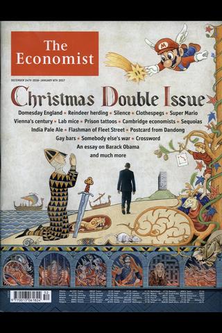The Economist aikakauslehdet