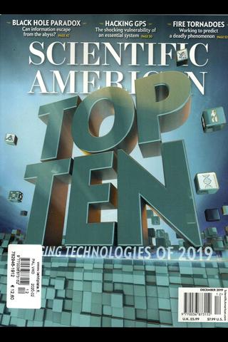 Scientific American aikakauslehti