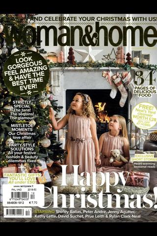 Woman & Home aikakauslehti