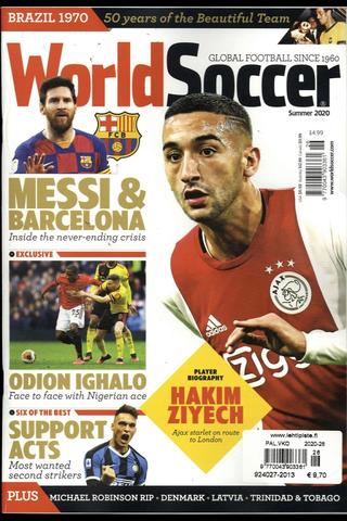 World Soccer aikakauslehti