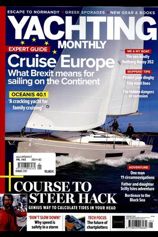 Yachting Monthly aikakauslehti
