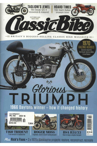 Classic Bike aikakauslehti