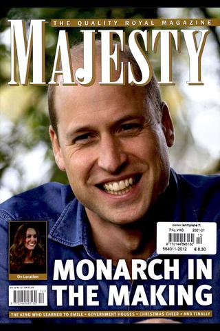 Majesty aikakauslehti