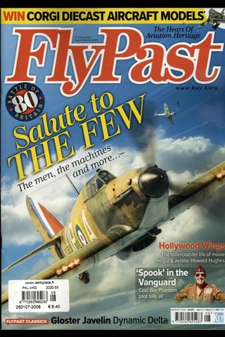 Flypast aikakauslehti