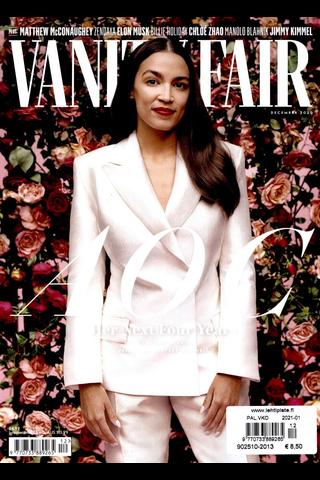 Vanity Fair (Eng) aikakauslehti