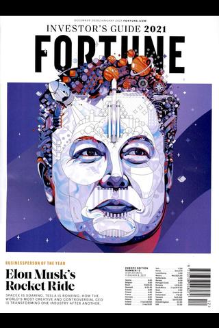 Fortune aikakauslehti