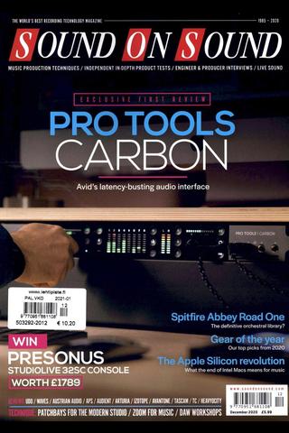 Sound on Sound aikakauslehti