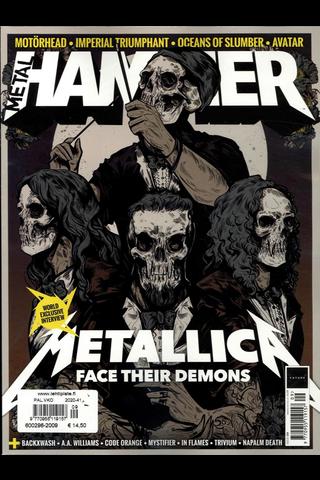 Metal Hammer aikakauslehti