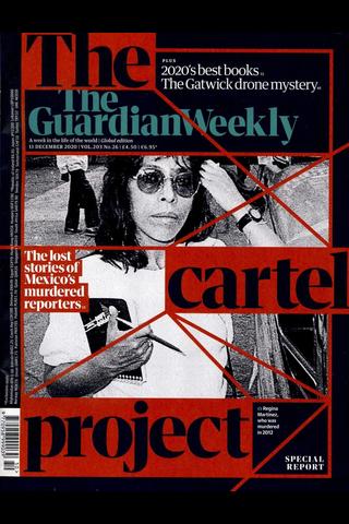 The Guardian Weekly aikakauslehti