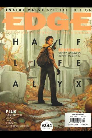 Edge aikakauslehti
