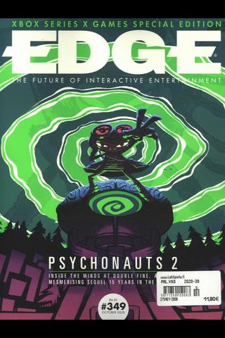 Edge (Eng/UK) aikakauslehti