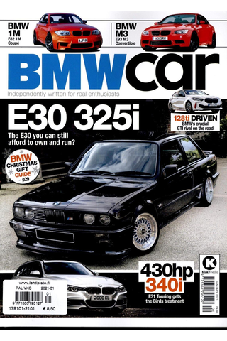 BMW Car aikakauslehti