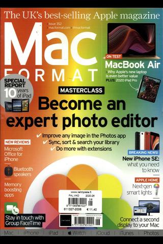Mac Format DVD aikakauslehti