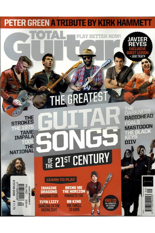 Total Guitar aikakauslehti