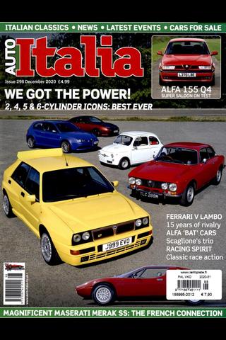 Auto Italia aikakauslehti