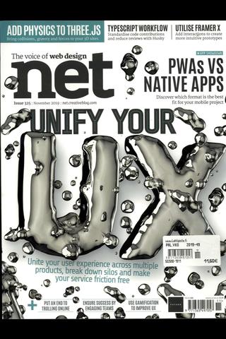 Net aikakauslehti