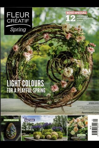Fleur Kreativ aikakauslehti