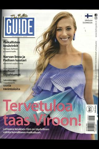 The Baltic Guide aikakauslehti