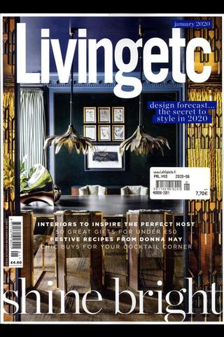 Living etc. aikakauslehti