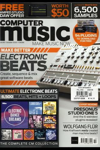 Computer Music aikakauslehti