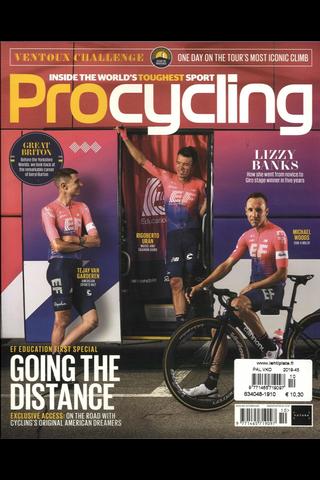 ProCycling aikakauslehti