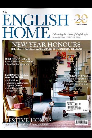 The English Home aikakauslehti