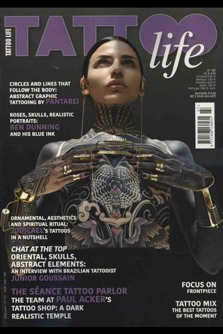 Tattoo Life aikakauslehdet
