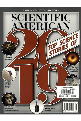 Scientific American Bookazine