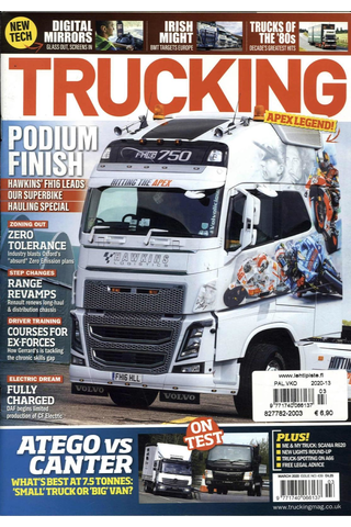 Trucking aikakauslehti