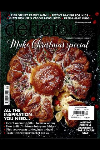 Delicious aikakauslehti