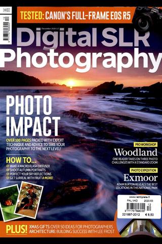 Digital SLR Photography aikakauslehti