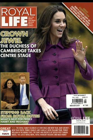 Royal Life aikakauslehti