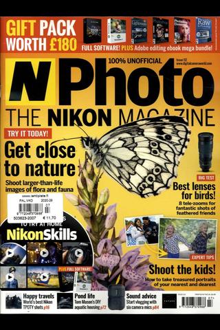 N-Photo aikakauslehti