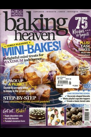 Food Heaven aikakauslehti