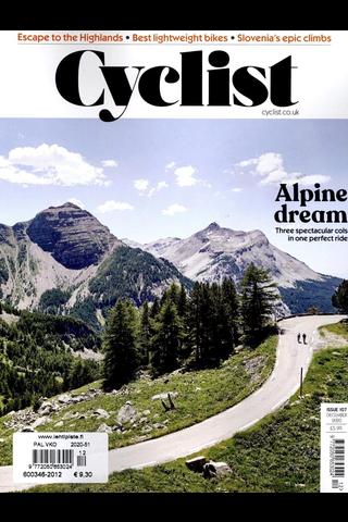 Cyclist aikakauslehti