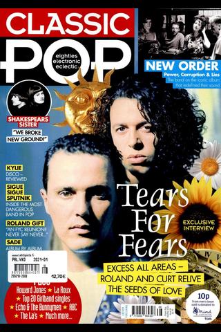 Classic Pop, aikakauslehti
