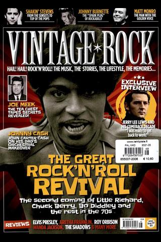 Vintage Rock aikakauslehti