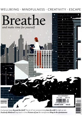 Breathe aikakauslehti